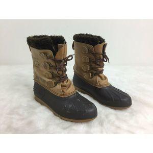 Sorel Boots Winter Snow Weatherproof Boots W 9